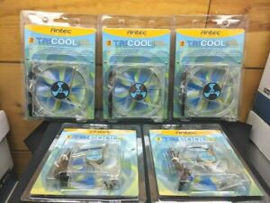 Antec Tricool 120mm and 80mm cooling fans