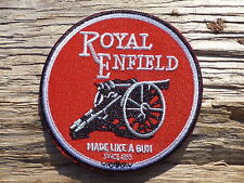 A139 ECUSSON PATCH THERMOCOLLANT aufnaher toppa ROYAL ENFIELD moto motorcycle