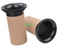 1pcs 110*200mm Speaker vent Sound tube Speaker Port Tube Bass Reflex Tube