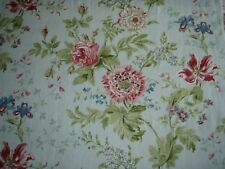 Sanderson Curtain Upholstery Fabric Design Elouise DCOUEL201 2 Metres Eggshell