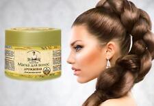 GRANDMA AGAFIA YEAST MASK - strengthening and nourishing hair / HAIR GROWTH