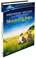 MEMORIAS DE AFRICA BLU RAY + LIBRO EDICION DIGIBOOK NUEVO ( SIN ABRIR ) 7 OSCARS