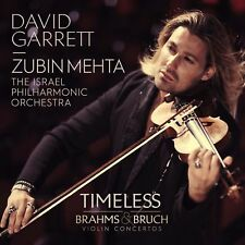 DAVID GARRETT-CLASSIC GARRETT: BRUCH AND BRAHMS VIOLIN CONCERTOS-JAPAN CD F83