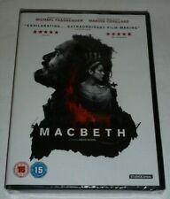 Macbeth DVD - Brand New Sealed (2015)