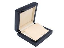 Luxury Wooden Pendant/Drop Earring Gif Box, High Gloss Piano Black