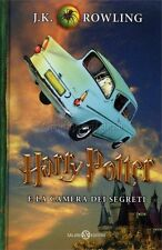 LIBRO HARRY POTTER E LA CAMERA DEI SEGRETI - VOL 2 - J.K. ROWLING