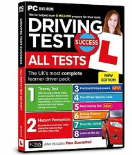Pass Driving Test Success All Tests Hazard Perception & Theory CD Show, Tell Me
