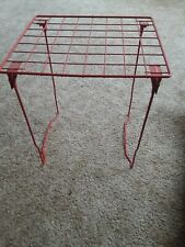 Locker Shelf Wire Red