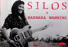 Silos - 1992-TOUR MANIFESTO-Barbara Manning-Hasta la Victoria-TOUR Poster
