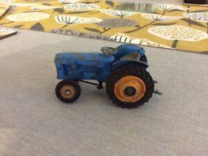 Vintage Corgi Toys Fordson Power Major Tractor, Spares Repairs Restoration
