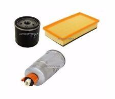 Pour alfa romeo 147 1.9JTD 03-09 service kit huile/air/filtre a gasoil