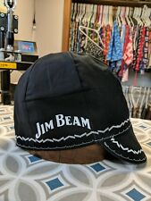 Wendys Welding Hat Made With Jim Beam Application New!