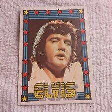 1978 Monty Gum - ELVIS PRESLEY - Club Card From Holland - (Blank Back) - Card 46