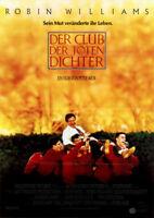 Der Club der toten Dichter ORIGINAL A1 Kinoplakat Robin Williams / Ethan Hawke