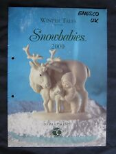 Snowbabies Hiver 2000-de Goebel