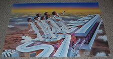 The Sylvers New Horizons Group Pose Art Poster 1978 Osp #477 R&B Soul Disco