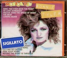 """BONNIE TYLER """" THE BEST (MUSICAPIU') """" CD SIGILLATO"""
