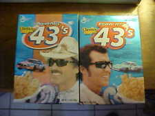 Richard Petty collectible NASCAR Cheerios Racing 43's cereal 200 wins / 7x Champ