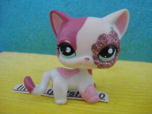 ORIGINAL Littlest Pet Shop  Short Hair Cat  #2291 A