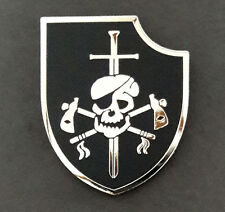 US Navy SEALs DEVGRU SEAL Team Six 6 NSWDG SILVER SQUADRON Insignia Badge Pin