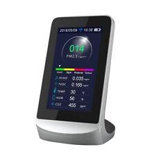 Détecteur de qualité de l'air multifonctionnel qui détecte CO2