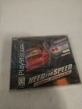 Need For Speed: High Stakes / FIFA 99 PS1 NEW - Playstation 1 MISPRINT ERROR