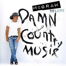 Tim McGraw Country Deluxe Edition Music CDs & DVDs
