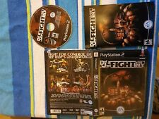 Def Jam: Fight for NY (PlayStation 2, 2004) PS2 Complete + Vendetta