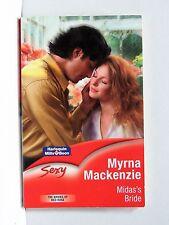 Mills & Boon Sexy MADAS'S BRIDE By Myrna Mackenzie