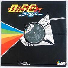 "EROTIC DRUM BAND: Pop Pop Shoo Wah PRISM '79 Electro Disco Funk 12"""