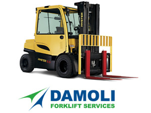 Forklift Hire Melbourne (3, 6 & 12 Month)