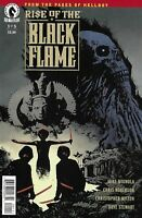 Rise Of The Black Flame Comic Issue 1 Modern Age First Print 2016 Mike Mignola