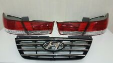 Hyundai NF Sonata Tail-light Lamp LED Assembly and Front Grill Set