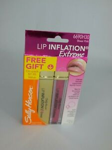 Sally Hansen Lip Inflation Extreme Sheer Pink 6690H30 WITH FREE GIFT
