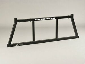 For 1988-1999 Chevrolet C2500 Cab Protector and Headache Rack Backrack 19344HC