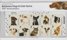 GB 2010 BATTERSEA DOGS & CATS PRESENTATION PACK No 438 SG 3036-3045 MINT STAMPS