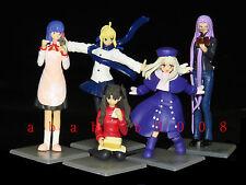 Fate Stay Night figure Capsule Works gashapon (full set of 5 figures)