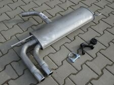 10//05-10//10 Direct Fit Rear Exhaust Silencer Back Box for Seat Leon 2.0