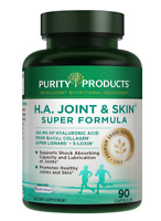 HA Joint and Skin Super Formula (90 Capsules) Formulated by Purity Products
