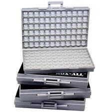 AideTek 0805 Size Resistor Capacitor Inductor kits Combo distribute 6 enclosures