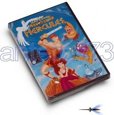 HERCULES RARO DVD WALT DISNEY 1a ED WARNER - SIGILLATO