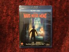 Disney : Mars Needs Moms - Seth Green & Mindy Sterling : New Blu-ray / DvD Set