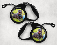 Custom Personalized Printed Large Retractable Pet Leash Dog Or Cat
