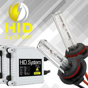 HIDSystem Xenon HID KIT 35W Conversion Slim H4 H7 H10 H11 H13 9004 9006 5202