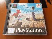 ## Sony Playstation 1 / PS1 Spiel - Azure Dreams - TOP RPG Adventure ##
