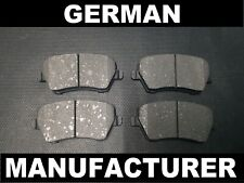 FOR VAUXHALL OPEL AGILA MK2 B OE QUALITY FRONT BRAKE PADS
