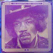 Jimi Hendrix the Essential RARE 2 LP Psychedelic Rock