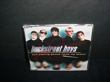 Backstreet Boys Quit Plane Games With My Heart Music CD Single