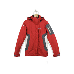 Womens 8848 Altitude GORE-TEX Snowboard Ski Jacket Outdoor Red Size 36 / S