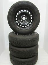 Original VW Golf 7 Winterkompletträder Michelin 195/65 R15 91H M+S